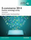 E-commerce 2014, Global Edition, 10/e by Ken Laudon, Carol Traver (Paperback, 2014)