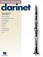 Hal Leonard Essential Songs For Clarinet Sheet Music