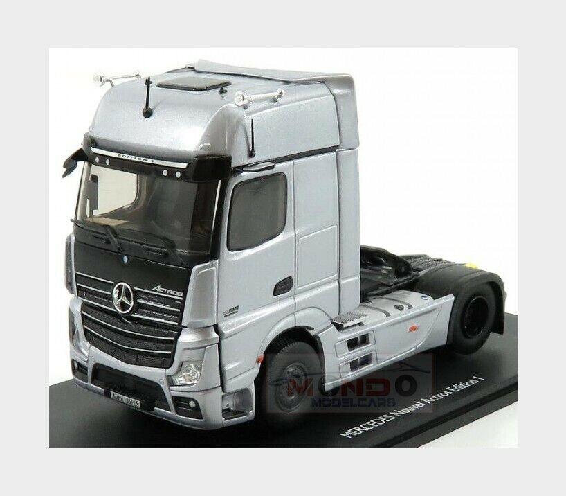 Mercedes Actros 2 1863 Gigaspace Truck Edition 1 2018 ELIGOR 1 43 ELI116457 Mode