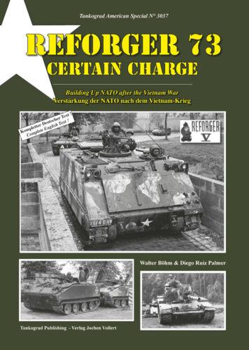 Böhm Palmer Reforger 73 Certain Charge Verstärkung der NATO Tankograd 3037