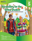 Vocabulary for the gifted student Grade 5 by Spark Notes (Paperback, 2011)