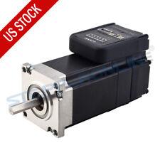 130w 045nm 57 Integrated Servo Motor Nema23 20 50vdc 3000rpm Brushless Dc Motor