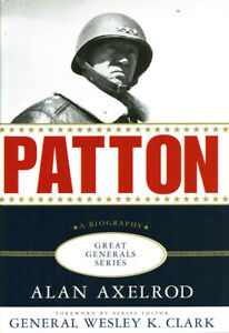 Patton-A-Biography-by-Alan-Axelrod-Hardcover-Book-Palgrave-Macmillan-Trade