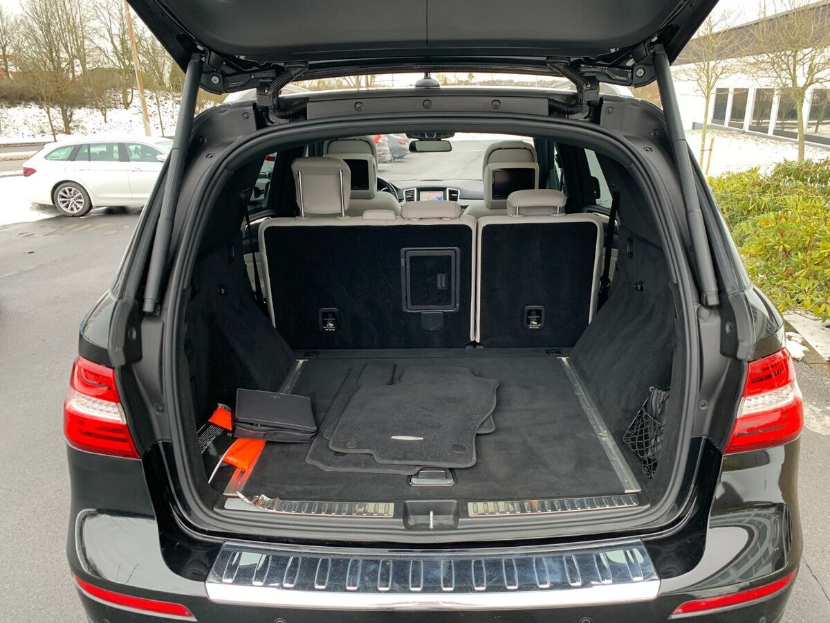 Mercedes ML350 BlueTEC aut. 4Matic