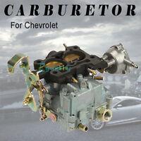 Carburetor Type Rochester Chevy 2gc 2 Barrel 307 350 400 Venturi