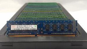 LOT-50-SAMSUNG-HYNIX-MICRON-1GB-DDR3-PC3-10600U-1333MHZ-NONECC-DIMM-MEMORY-RAM