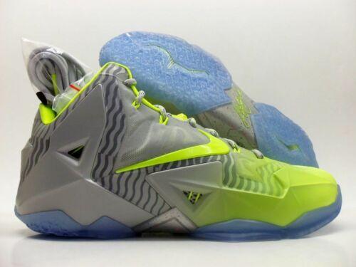 Lebron 074 Ice Talla 11 Zapatos James 683252 Volt Nike Xi Colección Lustre ZRZdw6q