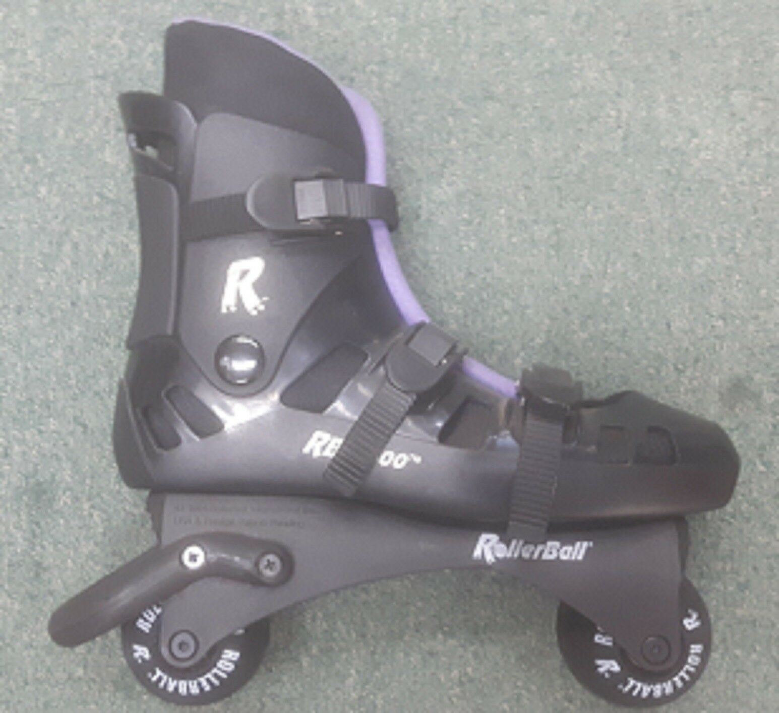 RollerBall Boots Size 7   38