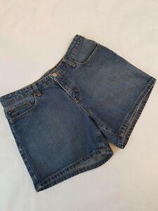 Ralph-Lauren-Polo-Jeans-Co-5-034-Saturday-Short-Blue-Jean-Shorts-Womens-Size-6