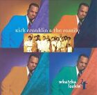 Whatcha Lookin' 4 by Kirk Franklin & the Family (CD, Oct-1996, GospoCentric)