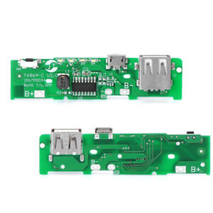 5V-2A-USB-Mobile-Phone-Power-Bank-Charger-Module-PCB-Board-For-18650-Battery