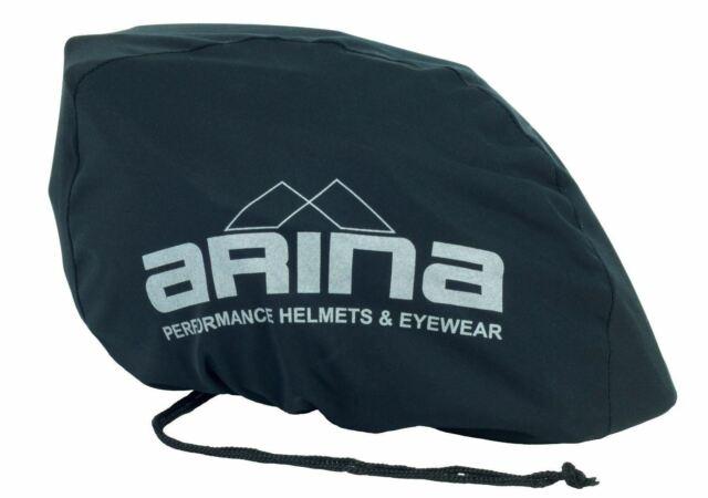 LS2 Helmets Black Drawstring Motorcycle Helmet Bag With Cord Lock.