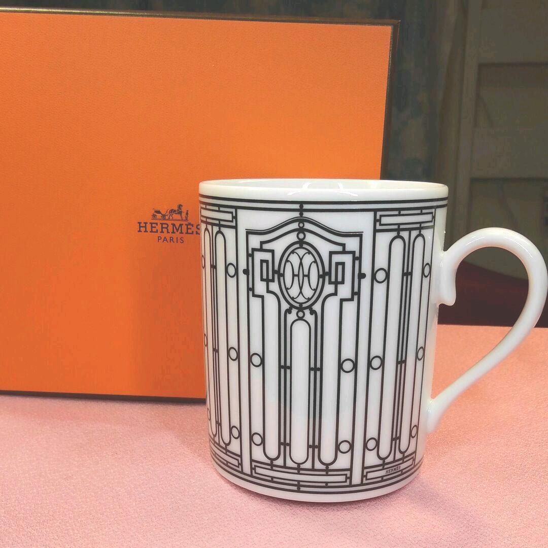 Hermes H. Deco mug limited F S JAPAN