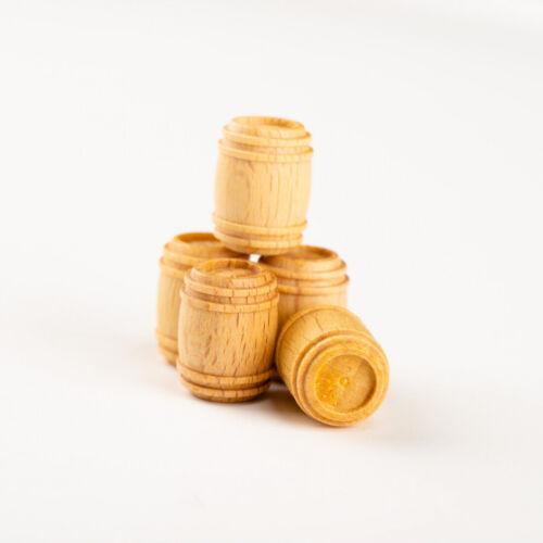 Amati AM4120-16 Botti in legno bosso 16 mm modellismo 10 pz