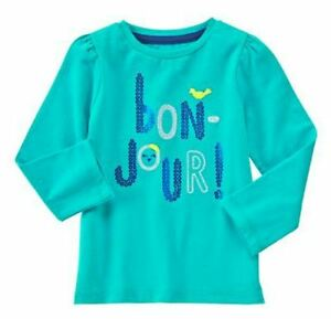 NEW GYMBOREE   HAPPY BLUE BIRD LONG SLEEVE TOP AND  PANTS OUTFITS NWT SIZE  5T