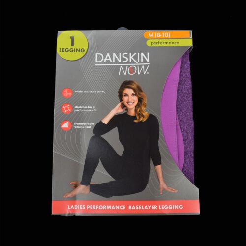 Danskin Now Women/'s Performance Base Layer Legging Sizes Small /& Medium