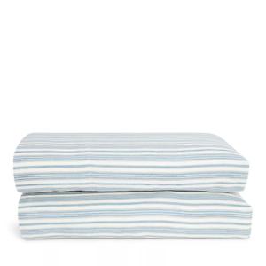 Ralph Lauren McKensie Stripe Flat Sheet, King  185