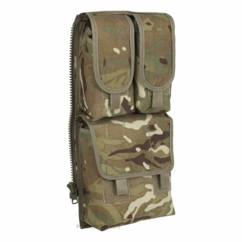 PLCE ASSAULT BERGEN SIDE POCKET NEW MTP MULTICAM MILITARY ARMY HYDRATION POUCH