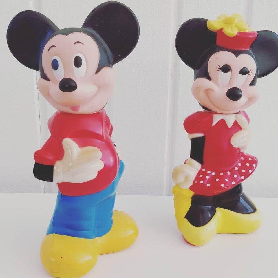 Disney, Drikkedunk, Disney
