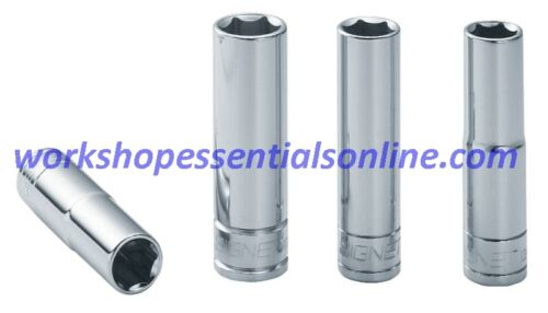 """1//2/"""" Imperial 3//8/"""" Drive Deep 6 Point Socket 65mm Long Signet S12203"""