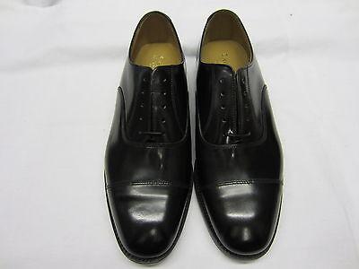mens black loake shoes