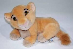 Lion King Walt Disney World Young Baby Nala 9 Plush Stuffed Animal