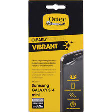 Otterbox 77-50034 Clearly Vibrent Screen Protector for Galaxy S4 Mini,100% Authe