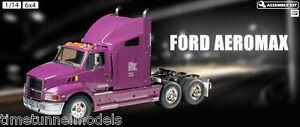 Tamiya 56309 Ford Aeromax - Kit camion auto-assemblé avec commande radio pour camion à 1:14 Rc