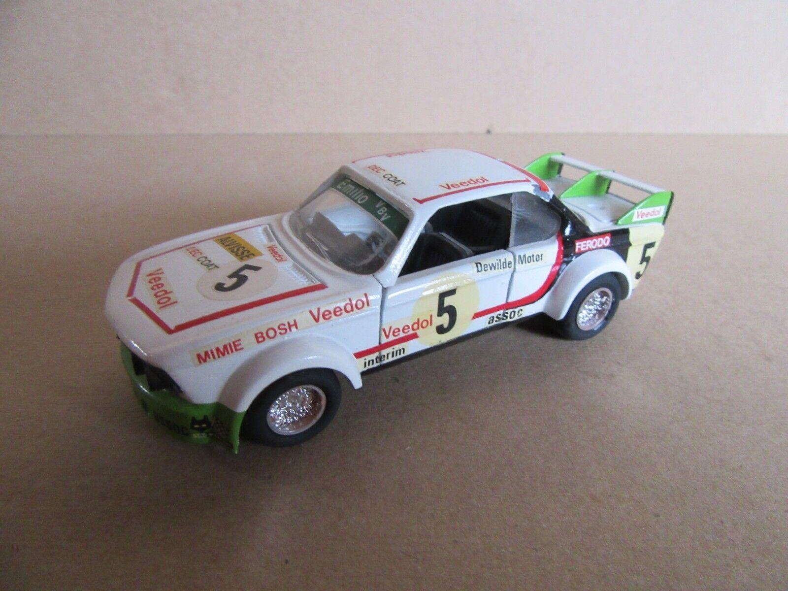 846H Kit Artesanal Base Solido 25 BMW 3.0 CSL Emilio 1976 Spa 1 43