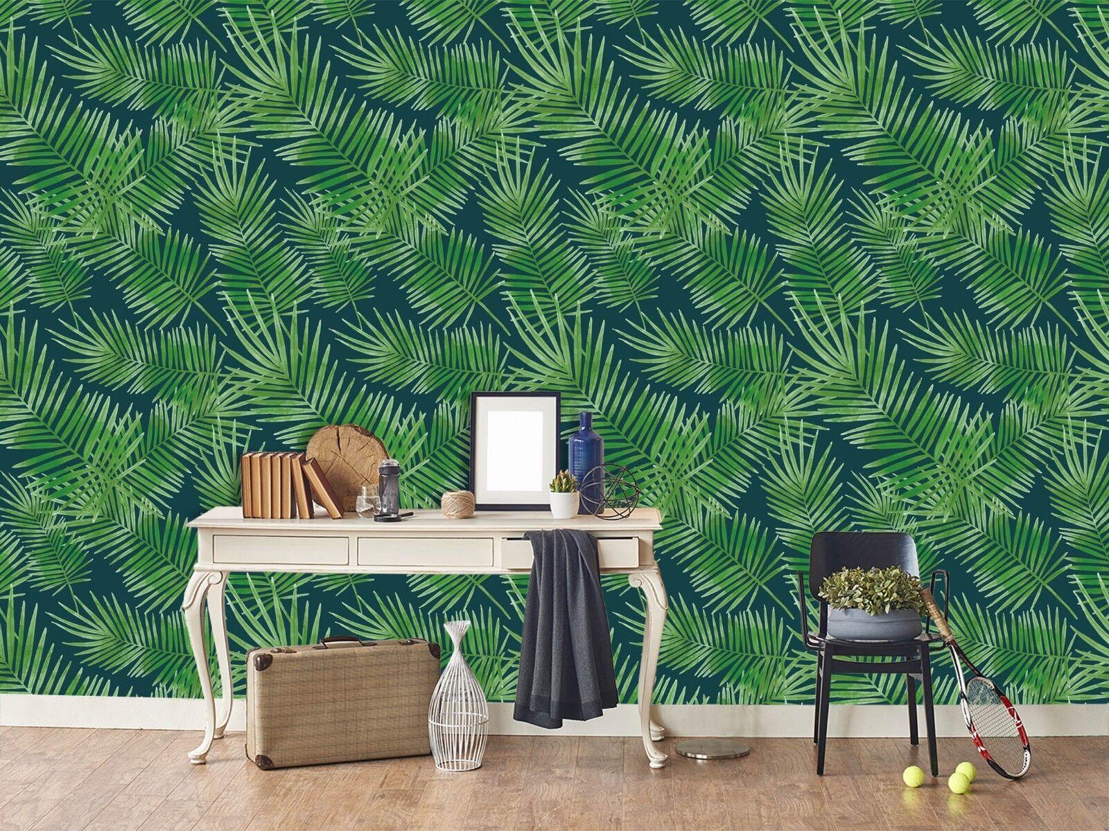 3D Grün Grass 710 Wallpaper Mural Paper Wall Print Indoor Murals CA Summer