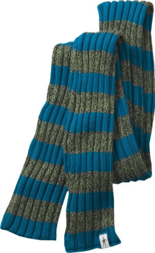 Smart wool capuche Laine-pola rib scarf écharpe nouveau 2009