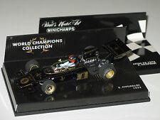 Lotus 72 - World Champions 1972 - Fittipaldi - F1 1/43 minichamps