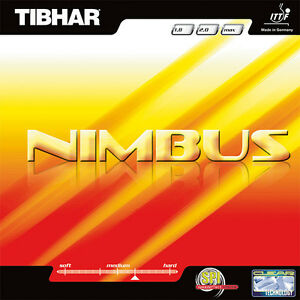 Tibhar Nimbus Table Tennis Rubber Sale Ebay