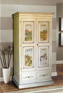 armadio decorato 4 stagioni massello offerta dal produttore ...