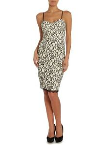 d03f5e45c Image is loading BNWT-Lipsy-Michelle-Keegan-Contrasting-Floral-Lace-Pencil-