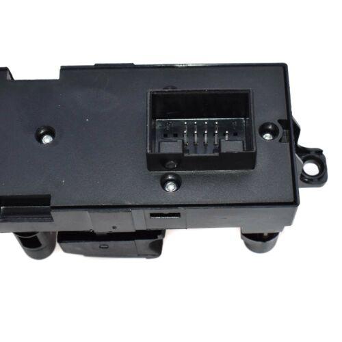 New For VW MK4 Black Master Window Switch Control Panel Trim Bezel /& Switch 3pcs