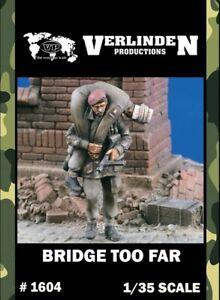 Verlinden-1-35-Bridge-too-Far-2-Resin-Figures-Kit-1604