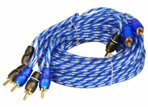 Rockville-RTR124-12-Foot-4-Channel-Twisted-Pair-RCA-Cable-Split-Pin-100-Copper