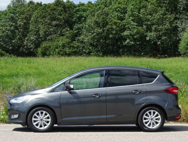 Ford C-MAX 1,5 TDCi 120 Titanium+ aut. - billede 1