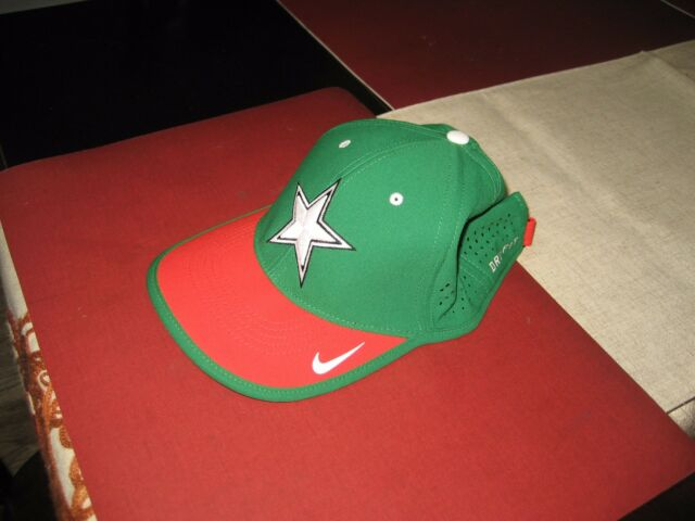 fd2c4987fee MENS WOMENS Dallas Cowboys Nike NFL L91 Star Vapor Cap Hat Adjustable GREEN  NWT