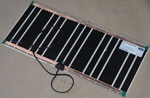 Crl 7020 584x274mm 240v 25w Rectangular Mirror Defogger Demister Heater Ebay