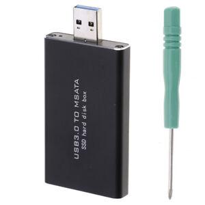 USB-3-0-HDD-to-PCI-E-mSATA-SSD-PCBA-Hard-Disk-Box-Converter-Adapter-Enclosure