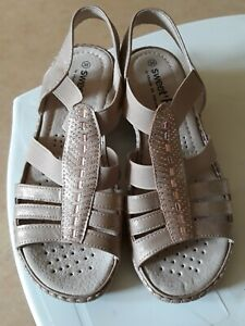 Sandale femme 38 talon 4.5 cm