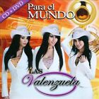 Para el Mundo [CD/DVD] by Las Valenzuela (CD, Aug-2012, 2 Discs, Sony Music Latin)