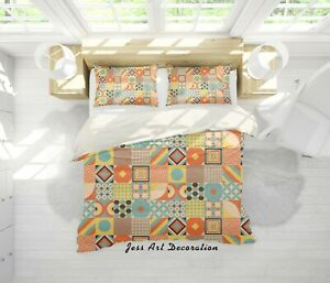 3D-Color-Checkerboard-Pattern-Quilt-Cover-Duvet-Cover-Comforter-Cover-Single-79