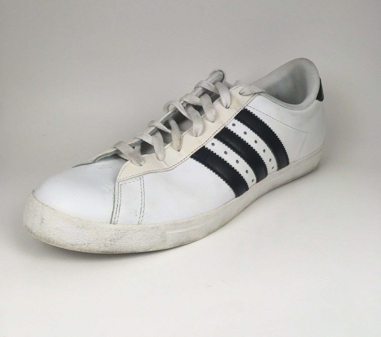 on sale b3e6f e7236 Adidas Hombre VerdeStar blanco blanco blanco   negro zapatos g96286 cómodos zapatos  nuevos para hombres y