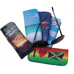 Large Glasses Case Personalised With Your Own Photo