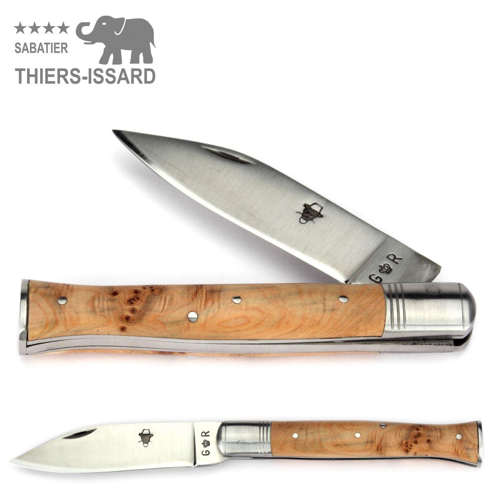 Thiers-Issard Taschenmesser KENAVO 11cm - Wacholder Bretagne - Messer Frankreich Bretagne Wacholder e0fb70