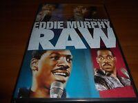 Eddie Murphy - Raw (dvd, 2013) Stand Up Comedy
