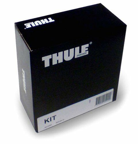 THULE 4025 FITTING KIT FOR ROOF BARS FIT VAUXHALL ZAFIRA TOURER 2012/> WITH RAILS